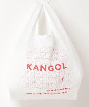 KGSA-BG00163【KANGOL/カンゴール】MARKET  BAG  Medium