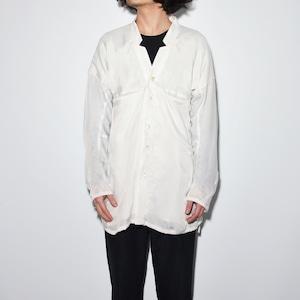 All Matching - Shirt Jacket 〈 white 〉