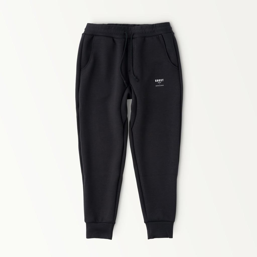 GHOST MOTION JOGGER PANTS (BLACK)