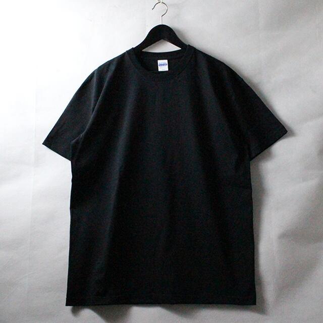 USA Cotton 7.1oz HeavyWeight S/S TEE - Black -