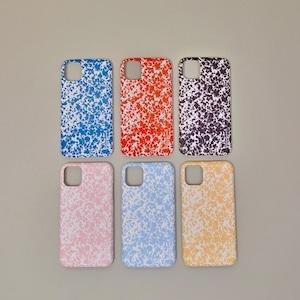 【made in korea】marble iphone case 7colors / マーブル アイフォンケース スマホ カバー 韓国 アメリア 雑貨