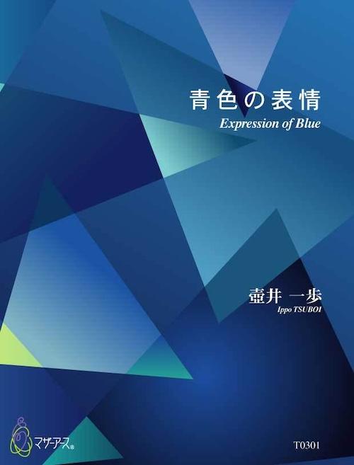 T0301 青色の表情(ピアノソロ/壺井一歩/楽譜)