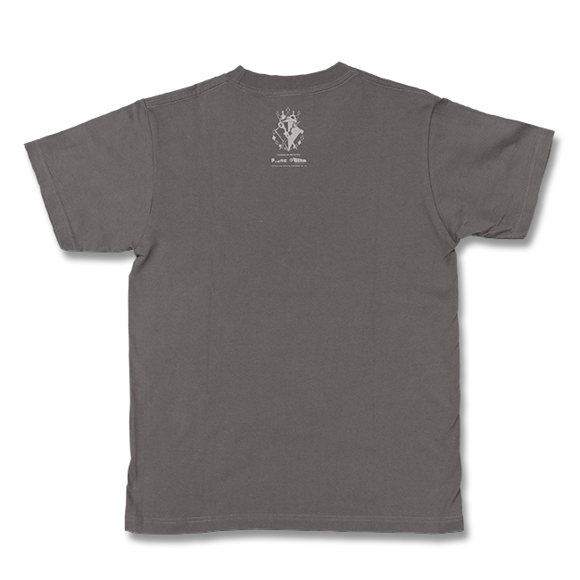 DECO*27「モザイクロール」Tシャツ メンズ:チャコール - 画像2
