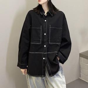 ポケットステッチシャツ RD9523