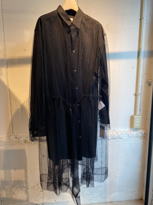 CHIKA KISADA  tulle op and shirts op 2p set