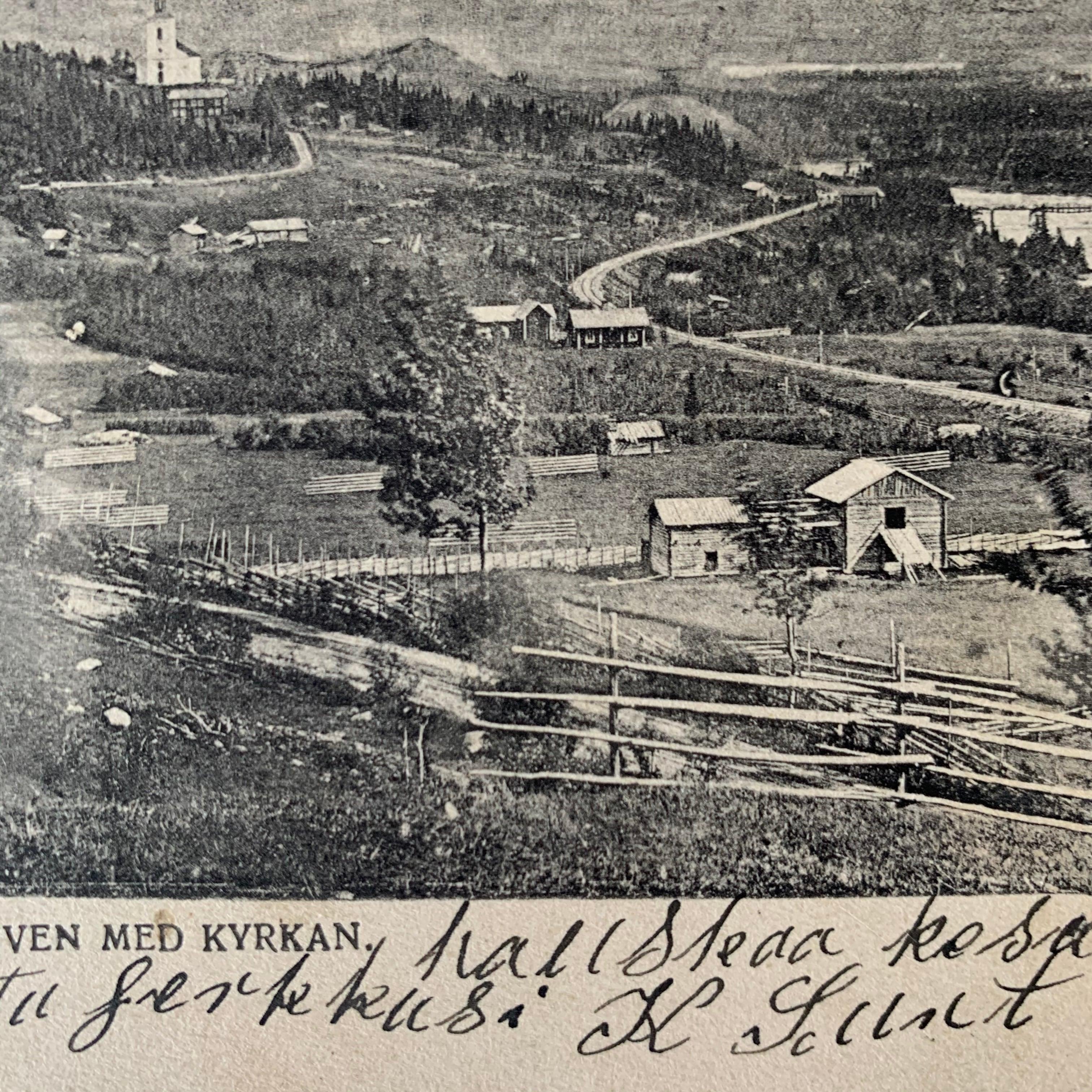Antique Postcard No.045