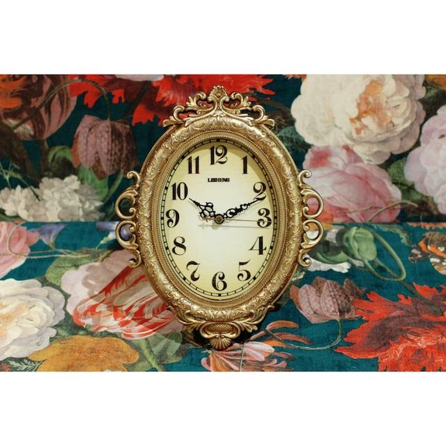置時計/掛時計兼用 アンティーク調時計/アンティーク雑貨 浜松雑貨屋 C0pernicus