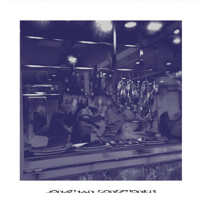 Jonathan Conditioner - Jonathan Conditioner (CD)
