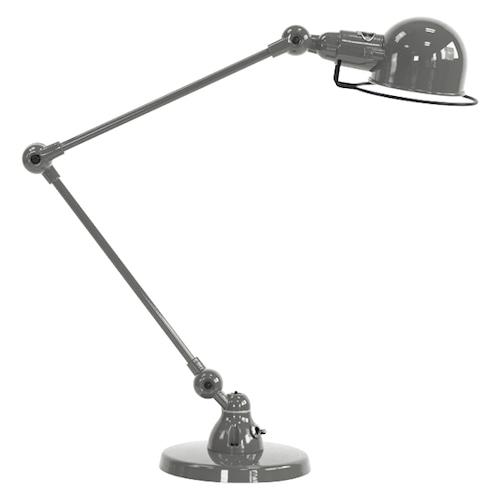 Jielde(ジェルデ) Signal Desk Lamp(シグナルデスクランプ) Gray
