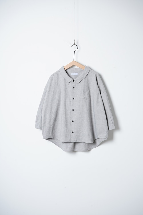 BARBER SHIRTS/OF-S064
