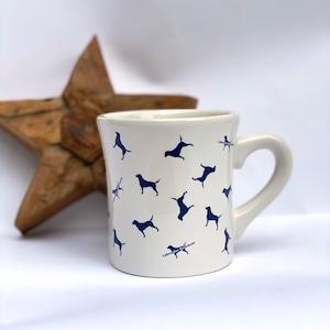 Labシルエットマグカップ