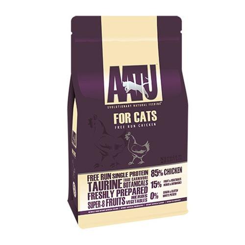 AATU アートゥー キャット 85/15 チキン(総合栄養食)1kg(送料無料)