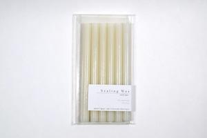 Sealing Wax stick 16.Vellum シーリングワックス グルーガン用 ヴェラム