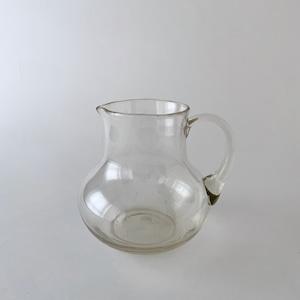 Vintage Clear jug |ヴィンテージのジャグ 8