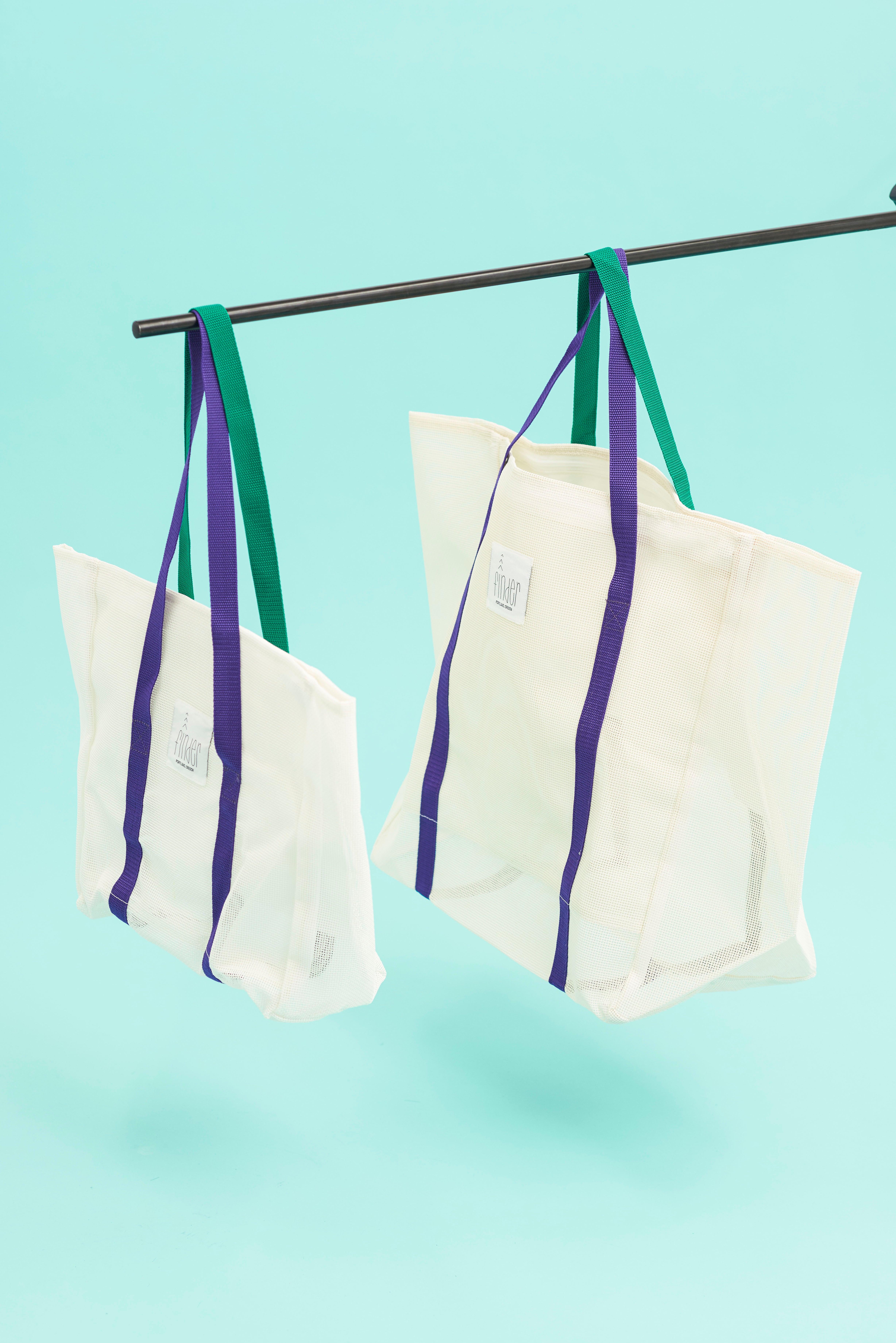 Finder Summer+Winter tote bag