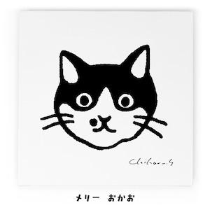 【直筆サイン入り】メリー  キャンバス・アート No.0003