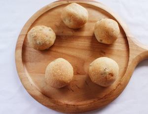 まるパン(レーズン&くるみ 10個入り)【vegan】