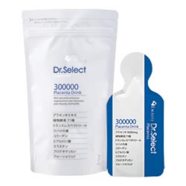 Dr.Select 300000 プラセンタ ドリンク スマートパック 7包入 [22109]