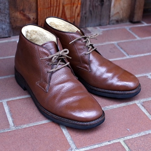 "1960s NUN BUSH ""NORTHERN PATROL"" Chukka Boots / Made in CANADA / ナンバッシュ チャッカブーツ"