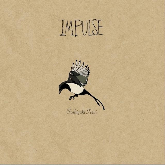 "Toshiyuki Terui Solo 3rd Album ""IMPULSE"" 100枚限定アナログ盤"