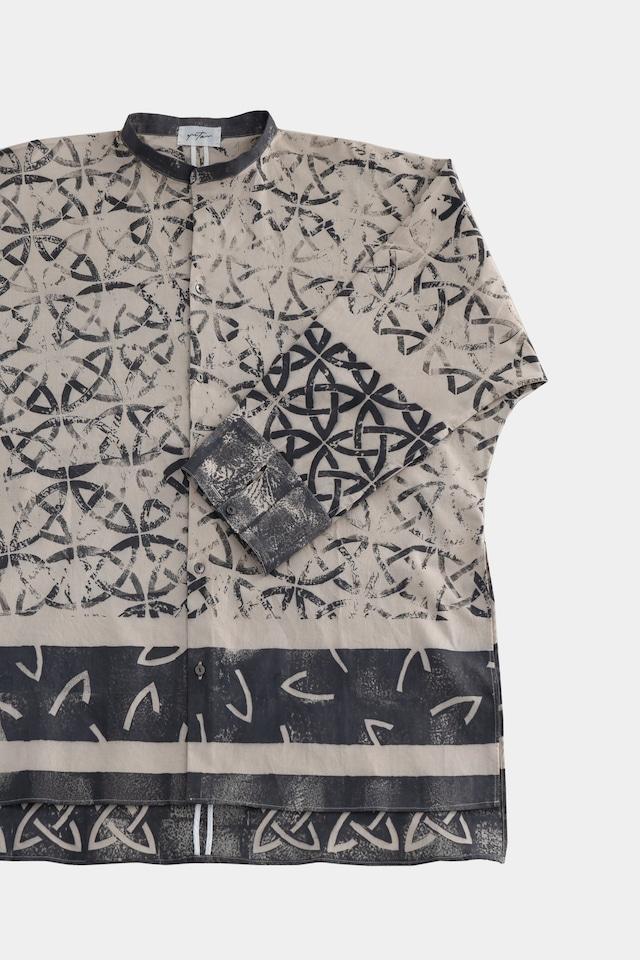 quitan × SHIORI MUKAI シャツ QS 0009 - Celtic