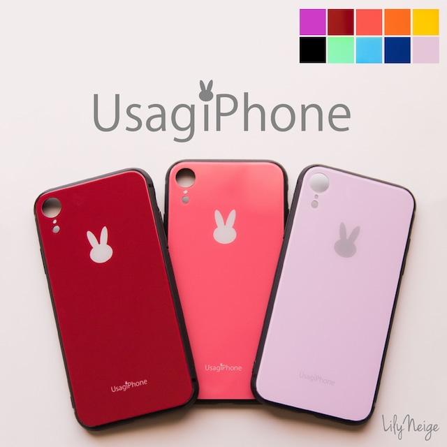 UsagiPhone 秋冬カラー うさぎフォン ウサギフォン