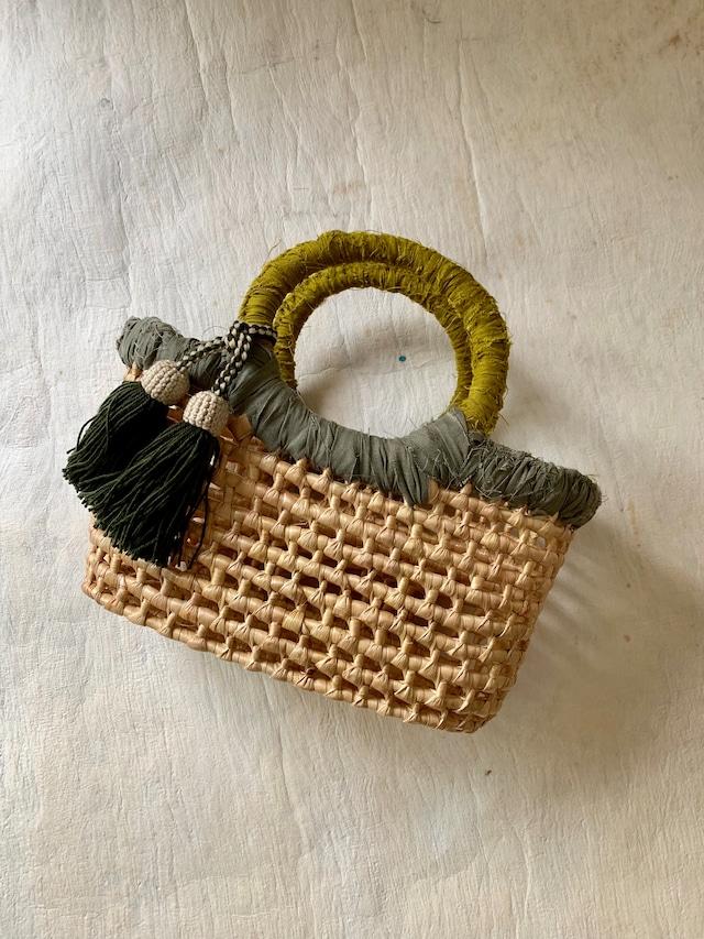 ウォーターヒヤシンス籠バッグ