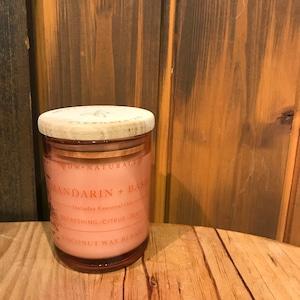 【DW Home Candles】MANDARIN + BASIL【アロマキャンドル】