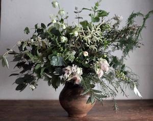 特別な息吹の森のブーケ (Naturalgreen Bouquet)