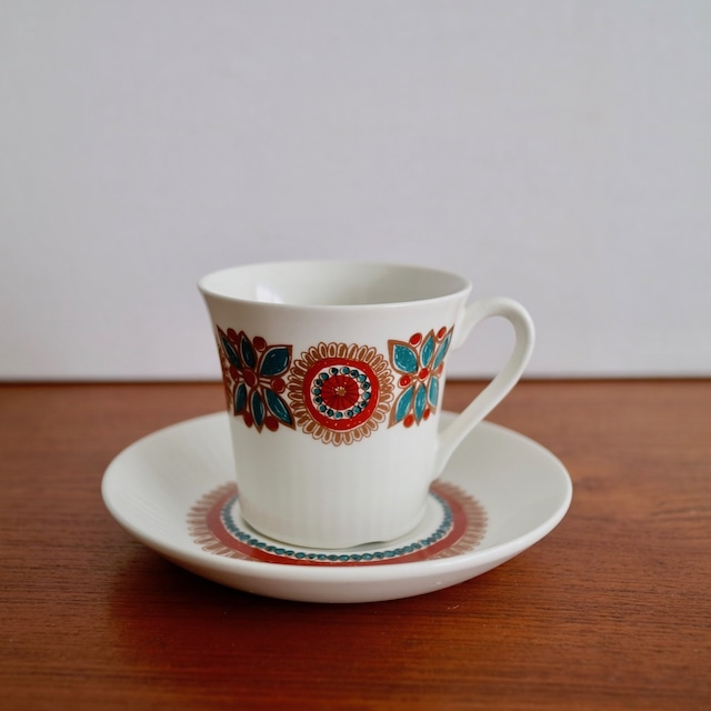 [SOLD OUT] Figgjo フィッギオ / Astrid アストリッド コーヒーカップ&ソーサー