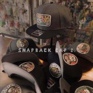 SNAPBACK CAP : 第二弾