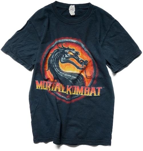 10年代 モータルコンバット Tシャツ   MORTAL KOMBAT ゲーム アメリカ ヴィンテージ 古着