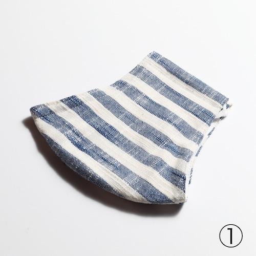西原糸店 『KASU Re MASK』(かすりマスク) Mサイズ