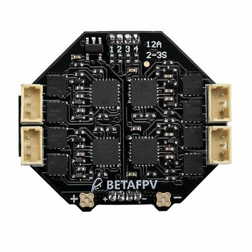 BetaFPV F4 2S Brushless ESC 12A (XT30)
