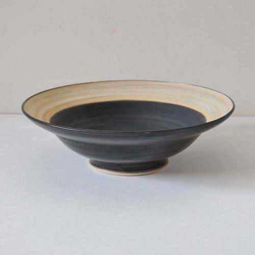 鈴木美汐  birch 8寸リム鉢