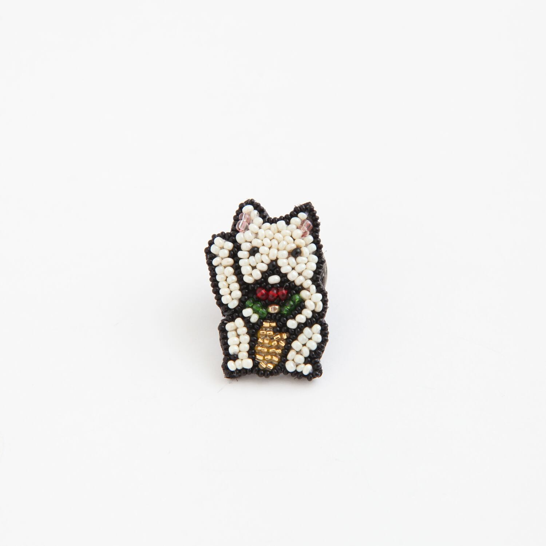 Môko Kobayashi/招き猫 pin