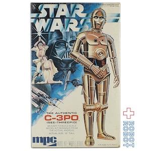 スター・ウォーズ mpc C-3PO プラモデル