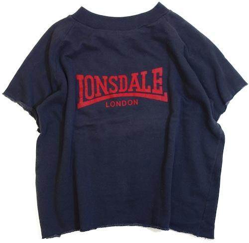 80年代 ロンズデール カットオフ スウェット   LONSDALE ヴィンテージ 古着