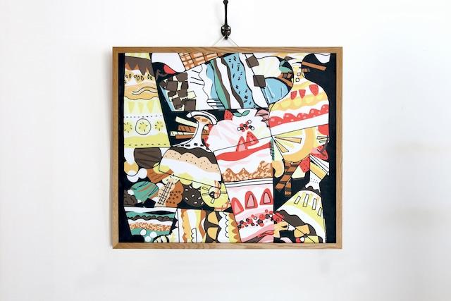 【アートフレーム】パフェ -Addict-