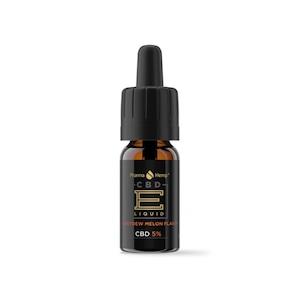 PharmaHemp E-LIQUID 5% プレミアムブラック ハニーデューメロン