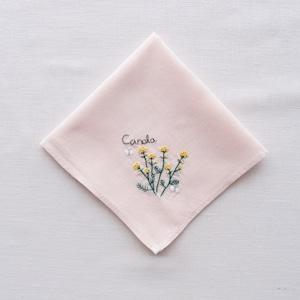 3つの小さな庭【菜の花】| Sunny Thread 刺繍キット