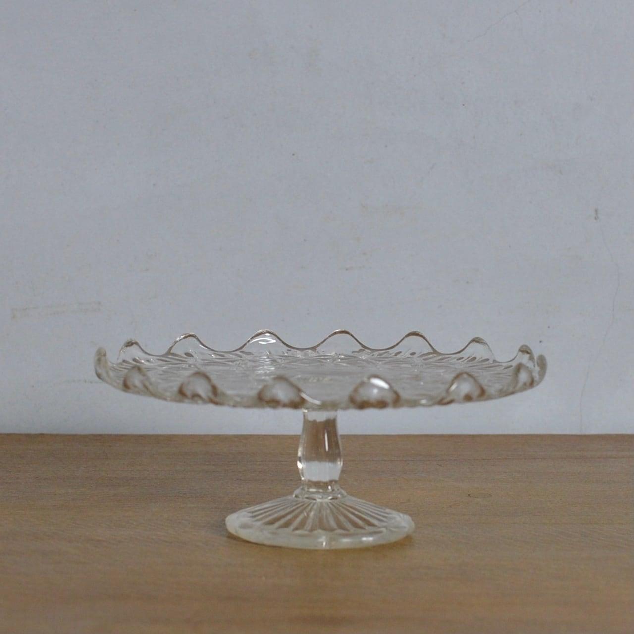 Compote  / コンポート〈ケーキスタンド・食器・プレスガラス〉SB2101-0005【C】