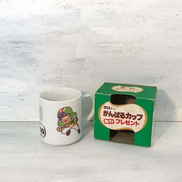 【R-646】ミロ テニス&アメフトマグカップ