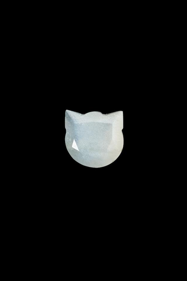 Moonstone Cat - 6 mm