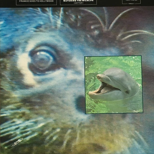 【12inch・英盤】Frankie Goes To Hollywood /  Watching The Wildlife (Hotter)
