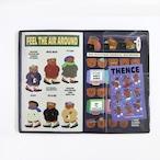 「TEDDY BEAR」 ヴィンテージ ステッカー ブック VER.1