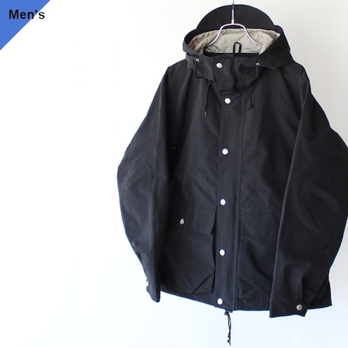 【21AW】ENDS and MEANS エンズアンドミーンズ Sanpo Jacket ブラック EM-ST-J01