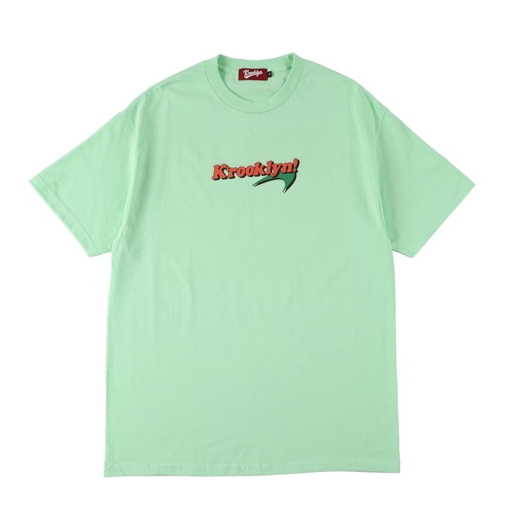 K'rooklyn NP T-Shirt -Lime Green-