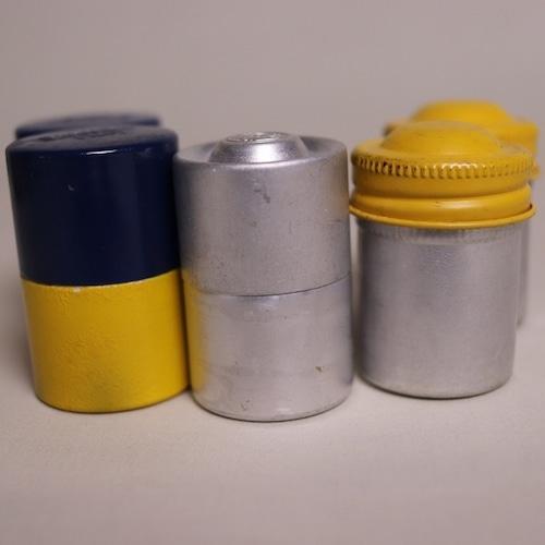 フィルム缶/ 5個セット