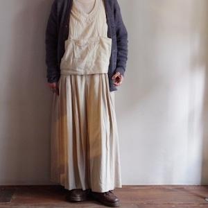 Random Pleated Skirt / ランダム プリーツ スカート